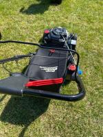 Craftsman 20 inch self propelled lawnmower with bagger - 4