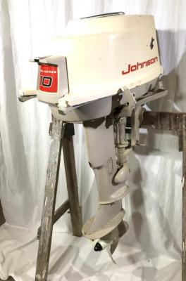 Johnson 10HP boat Motor